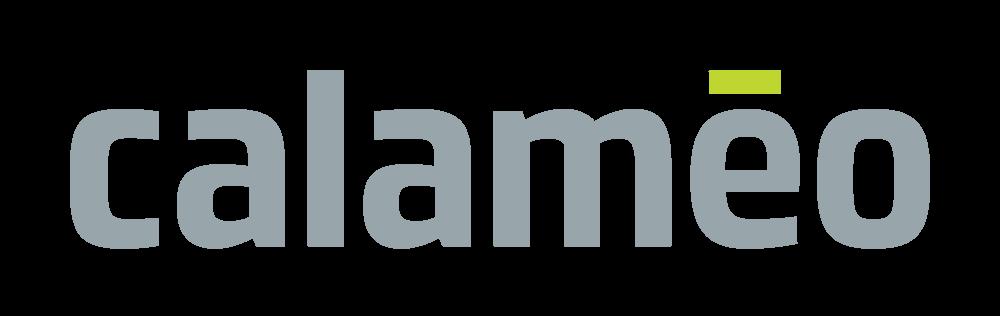 Calameo logo light background